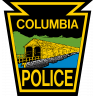Columbia Borough Police Department Badge