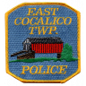 East Cocalico Township Police Department Badge