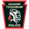 Manor Township Police Department Badge