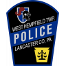 West Hempfield Township Police Department Badge