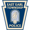 East Earl Township Police Department Badge