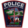 East Hempfield Police Department Badge