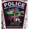 East Hempfield Township Police Department Badge