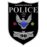 Manheim Borough Police Department Badge