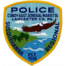 Susquehanna Regional Police Department Badge