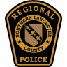 Northern Lancaster County Regional Police Department Badge