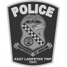 East Lampeter Township Police Department Badge