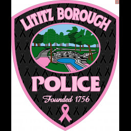 2020 LBPD Pink Patch