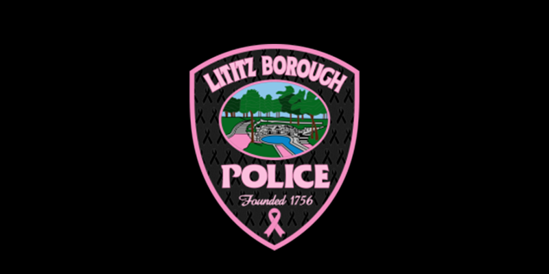 Image for Buy a LBPD Pink Patch online