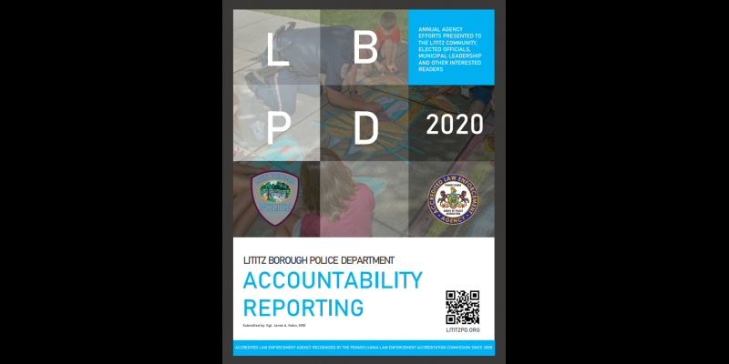 Image for LBPD Releases 2020 Agency Annual Accountability Reporting