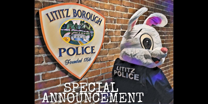 Image for LBPD extends Social Distance Egg Hunt