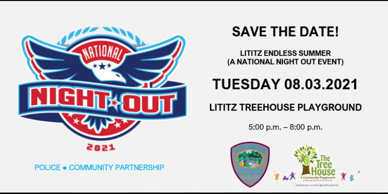 Image for Lititz Endless Summer -- a National Night Out event