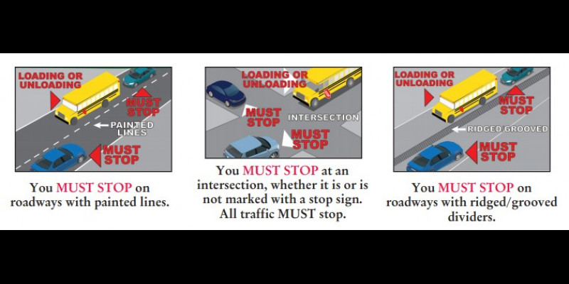 Image for KEEP OUR CHILDREN SAFE! PLEASE FOLLOW BUS LAWS!