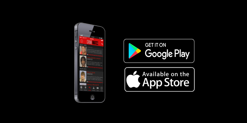 Image for DOWNLOAD CRIMEWATCH MOBILE OR SIGN-UP FOR ALERTS.