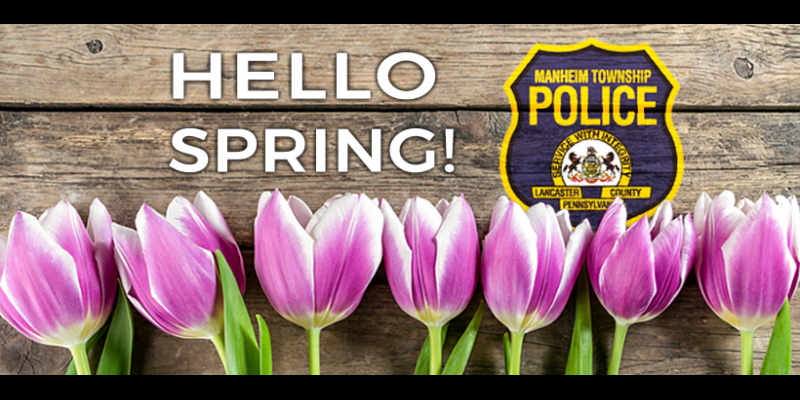 Image for Hello Spring!