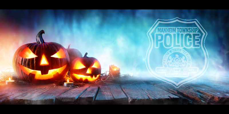Image for Please Stay Safe This Halloween Season!