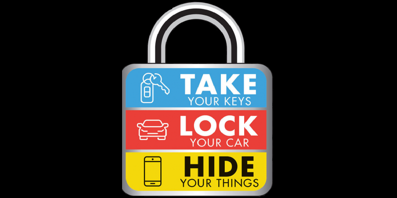 Image for LOCK YOUR CAR!