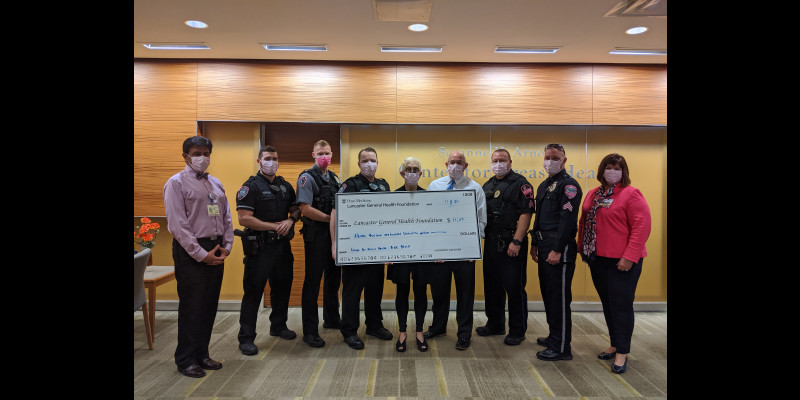 Image for Lancaster County Departments present #PinkPatchProject Donations