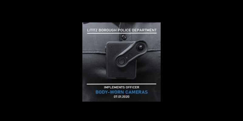 Image for LBPD To Deploy Officer Body-Worn Cameras on 07/01/2020
