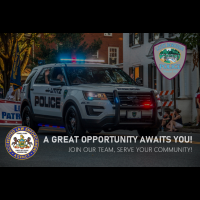 Join our Team - Serve your Community...