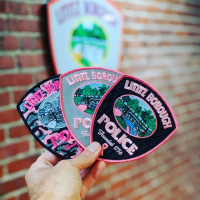 CRIMEWATCH Technologies , Inc.: LBPD Pink Patches Available for Breast Cancer...